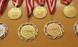 Medaillen Bezirksmeisterschaft 2015