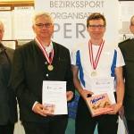 LG Senioren 1 mit Günter Zobl (Silber)