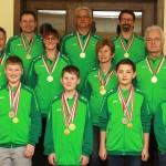 Medaillengewinner Bezirksmeisterschaft 2019